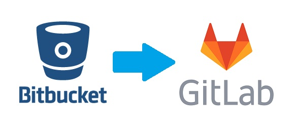 migration from bitbucket to gitlab