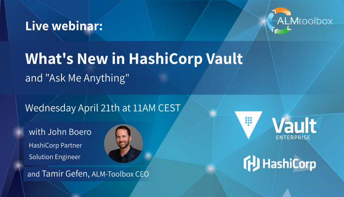 hashicorp vault webinar 1.7 cloud april 2021