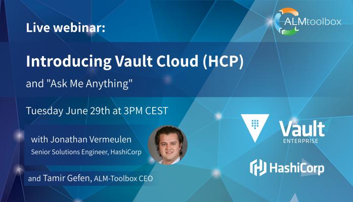 hashicorp vault cloud hcp webinar june 2021
