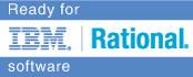 Ready for IBM Rational logo