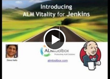 Introducing ALM Vitality Monitoring for Jenkins