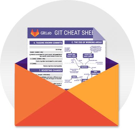 Get GitLab Cheat Sheet