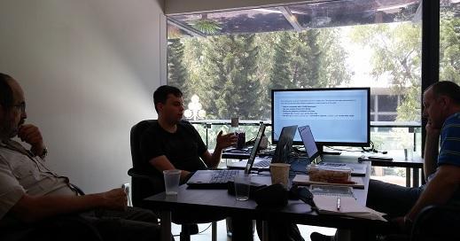 GitHub training הדרכה גיטהאב