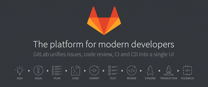 Gitlab from idea to production