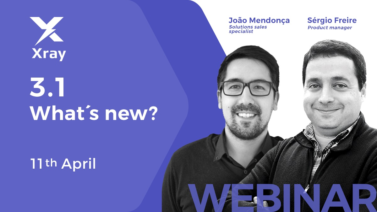 xray test management for jira webinar