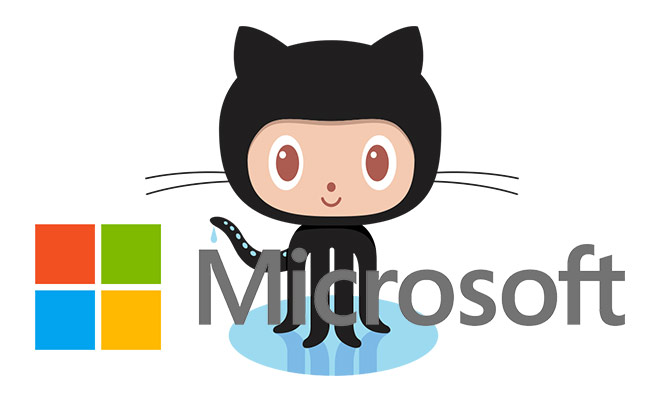 github acquired by microsoft