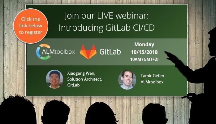 GitLab CI CD webinar Intro demo