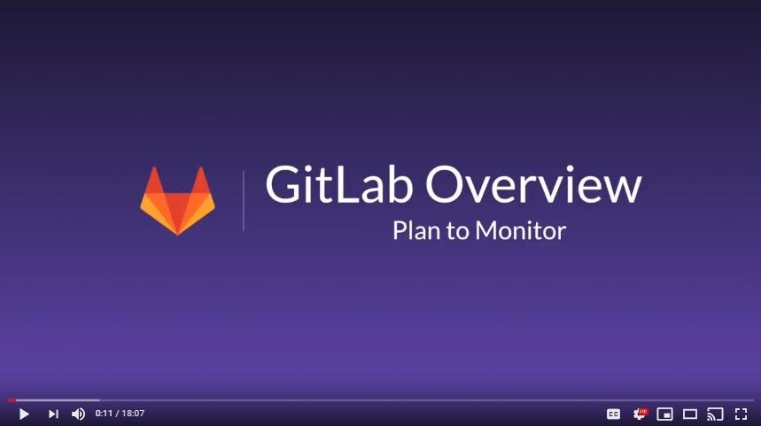 gitlab plan to monitor