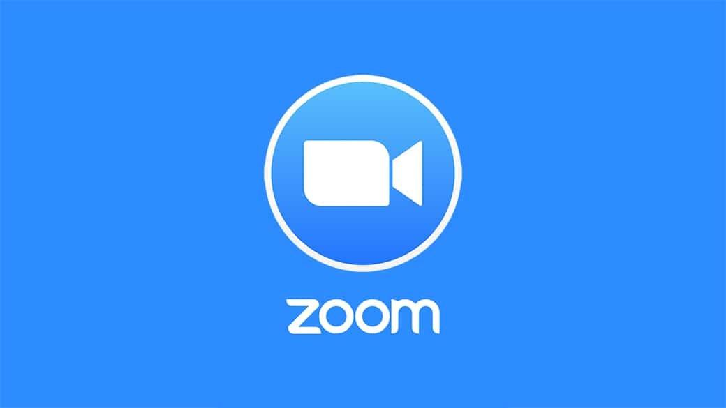 zoom video זום שיחות וידאו לוגו