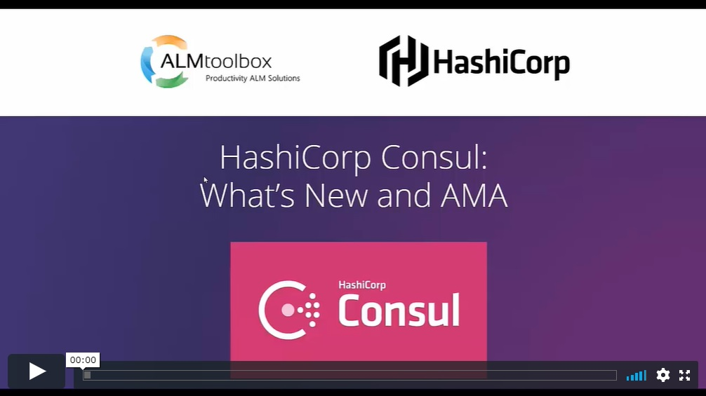consul hashicorp webinar ask me anything recording