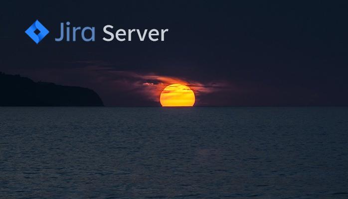 Jira server sunset