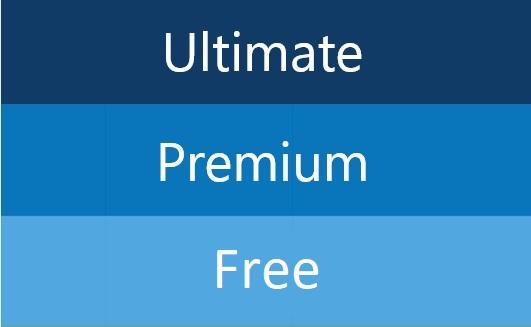 gitlab editions free premium ultimate